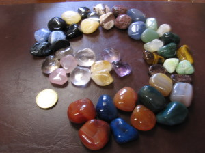 Spirale pietre
