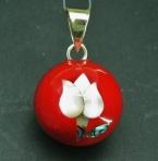 chiama angeli tulipano rosso