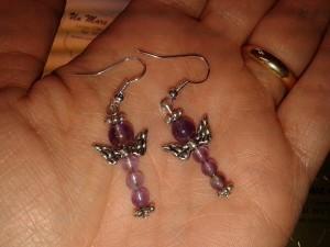 orecchini angelo