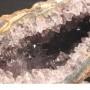 Geode di ametista,Uruguay.Dim. 12x8x5(h)cm. gr 520