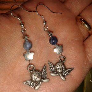 orecchini cherubini