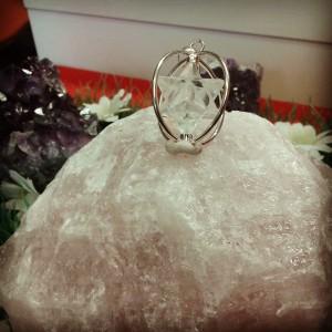 merkaba cristallo di rocca